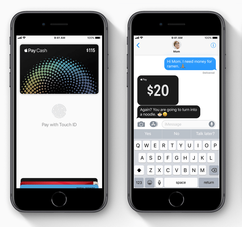 Apple Pay Cash 001